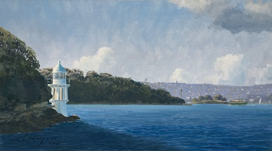 Sydney Harbour art